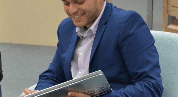 Coördinator SROI Jeffrey Merx