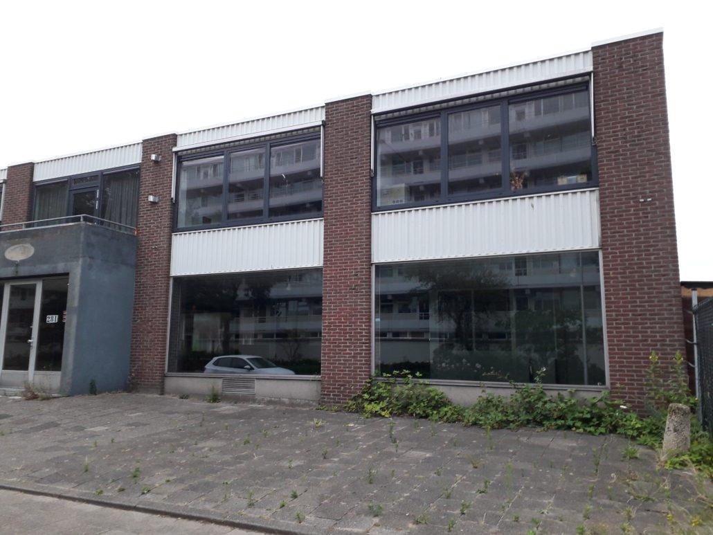 Extra locatie Vulcanusweg